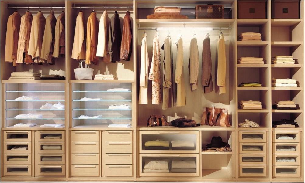 Шкаф для вещей своими руками