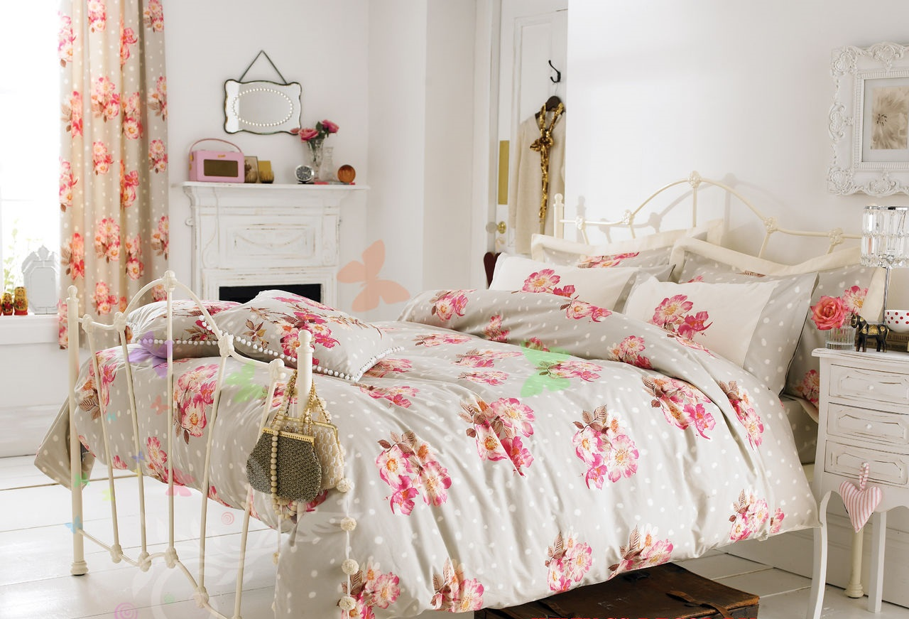 100 Cool Ideas!  VINTAGE BEDROOMS!